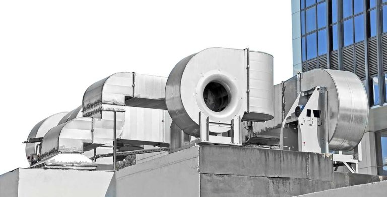 обслуживание и ремонт систем вентиляции