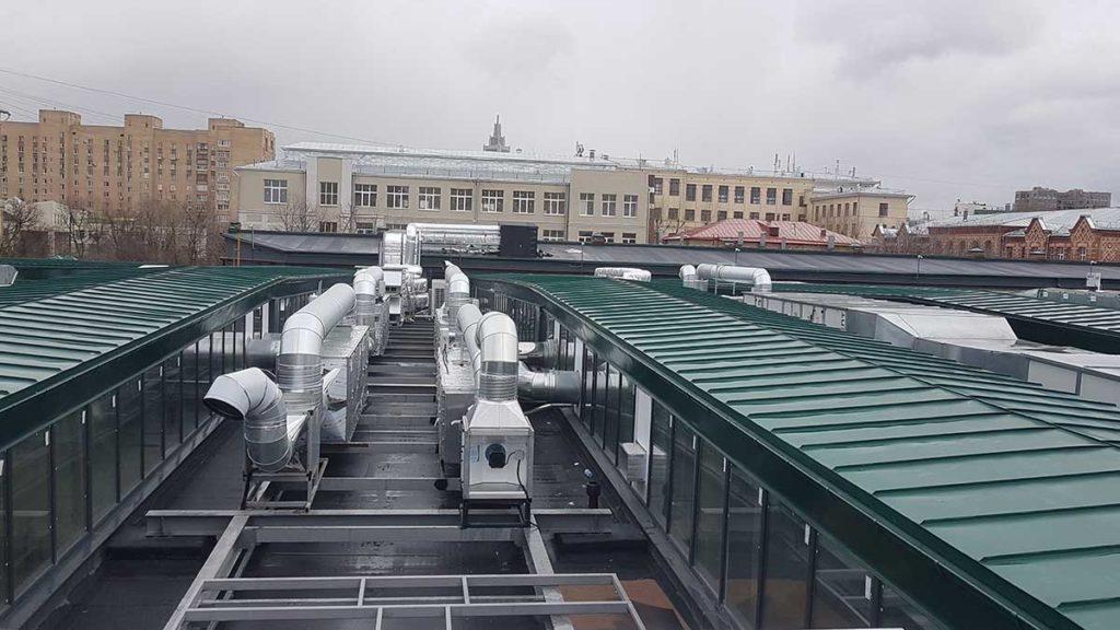 Обслуживание и ремонт систем венти