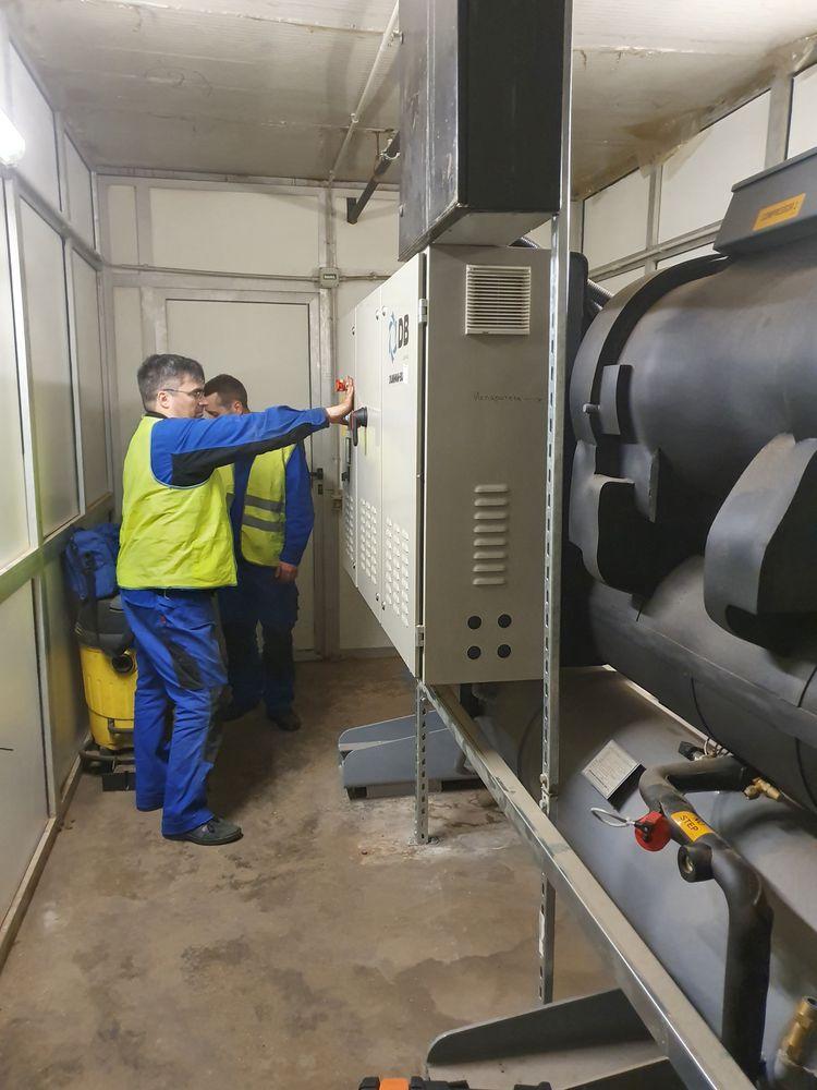 выполнить сервис и ремонт холодильного оборудования в Москве