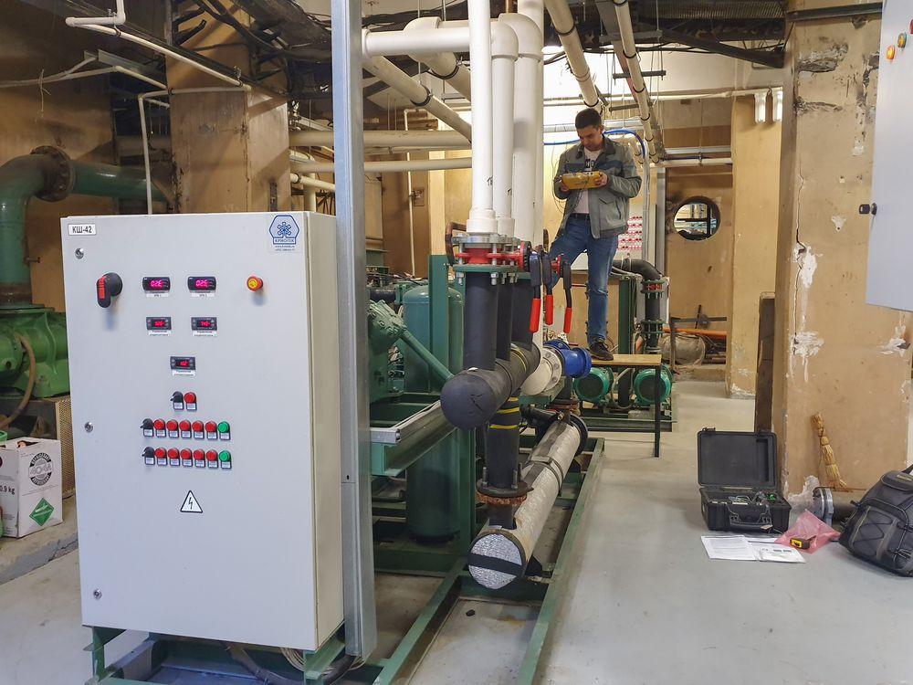 узнать стоимость сервиса и ремонта холодильного оборудования